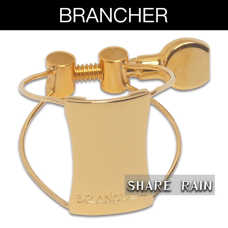Brancher sax hard rubber Mouthpiece Appropriative ligature Hat Suit france bg alto sax bakelite hard rubber mouthpiece ligature l10 including cap paint gold