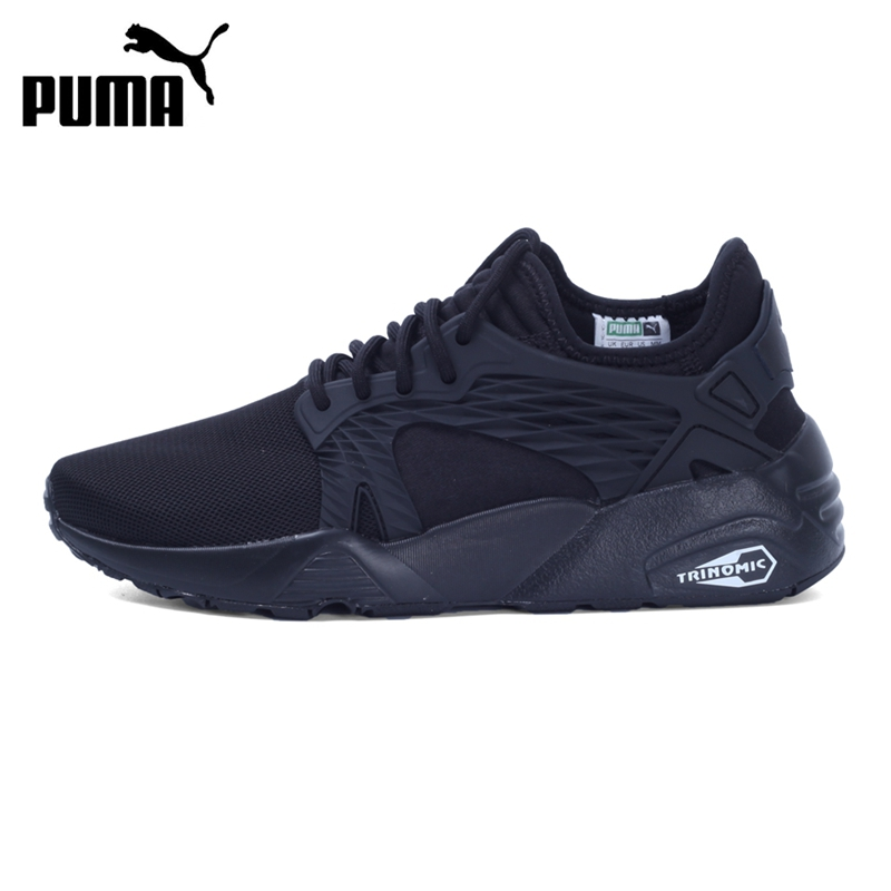 Original New Arrival 2017 PUMA Blaze Cage Mono Unisex Skateboarding Shoes Sneakers