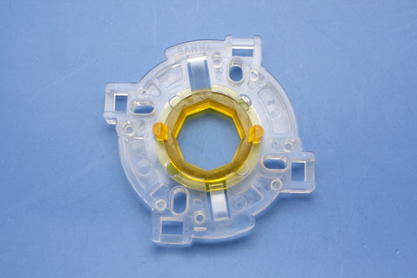 10 pcs Original Sanwa GTY restrictor 4 or 8 way restrictor plate replace joystcik Parts Arcade
