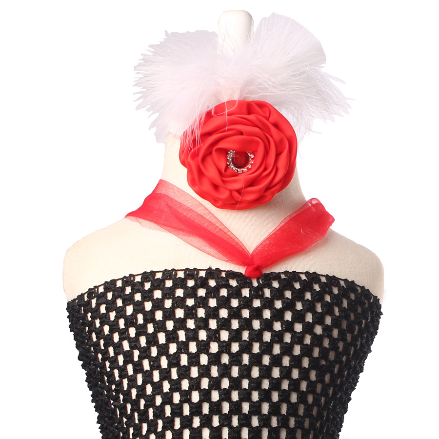 Dalmatijos karalienės mergaitės Tutu suknelė su galvos apdangalu - Vaikų apranga - Nuotrauka 6