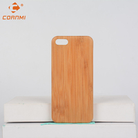 CORNMI Luxury Wooden Case For iPhone 5S Cover Phone Case Protector Accessories