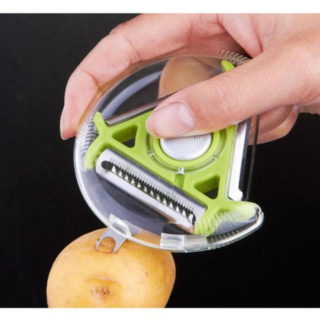3 In 1 Ler Grater Slicer Cooking Tools Vegetable Potato Cutter Fruit New Kitchen Utensils Gadgets