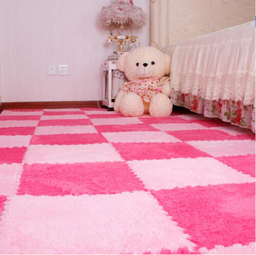 30 * 30 센치 메터 거실 침실 어린이 아이 부드러운 패치 워크 카펫 매직 퍼즐 스플 라이스 퍼즐 등반 아기 매트 게임 바닥 깔개