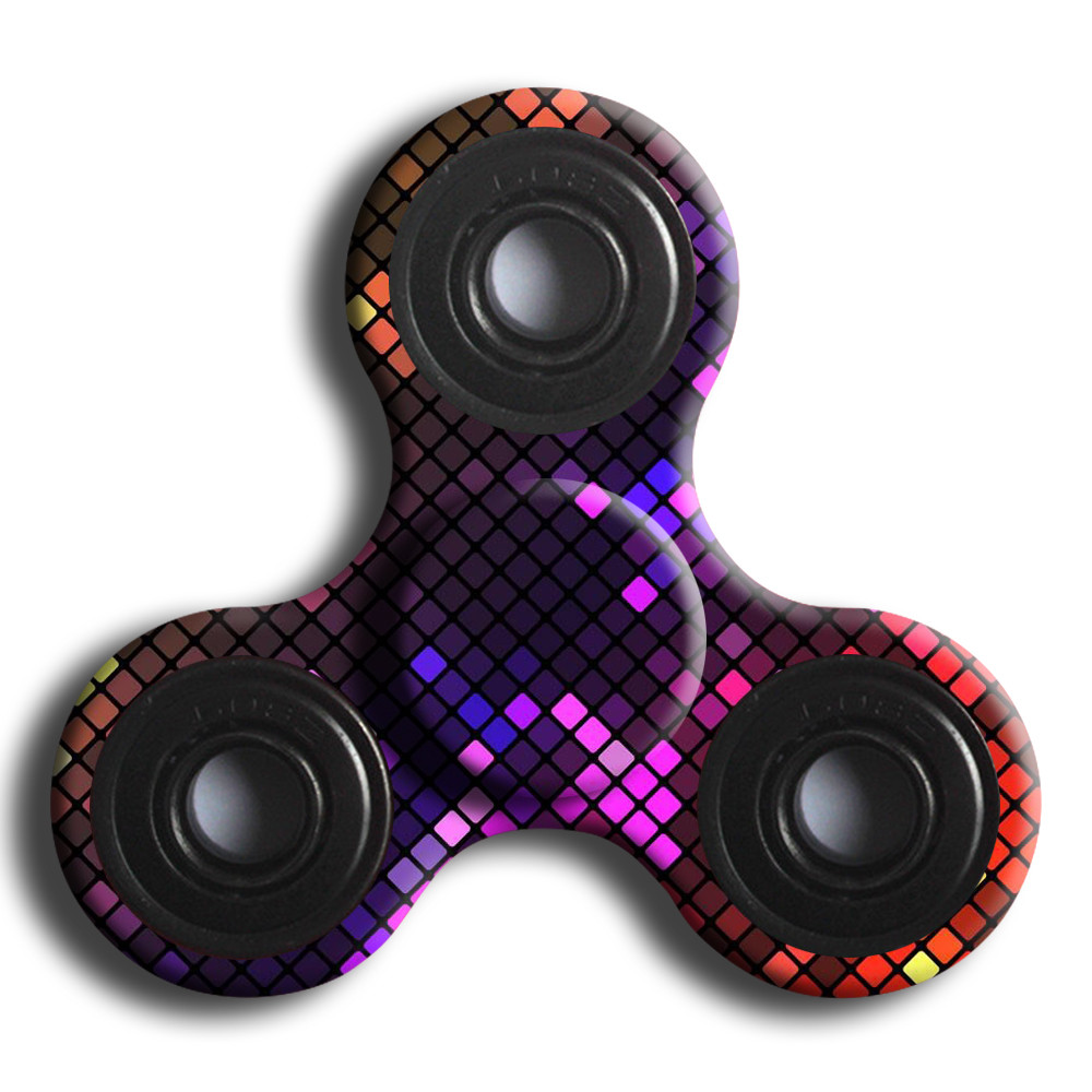 doll trottla doll pussy fidget hand spinner galaxie wit metal edc toy gyro for 3 years old and  above spinning