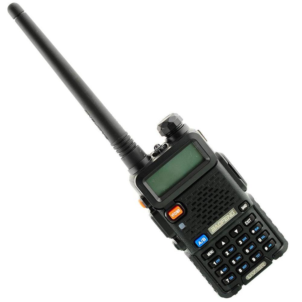 UHF Interphone Deux-Way Radio VHF UHF Émetteur-Récepteur Radio pour Baofeng Origine Prime
