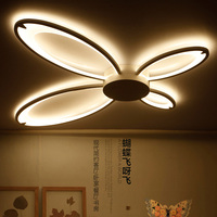 Led Ceiling Lights For Home Remote Control Dimming Living Room Bedroom Light FIxtures Modern Ceiling Lamp