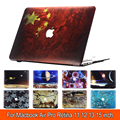 Tablet Laptop Cover Case For Apple Macbook Air 13 Case Air 11 Pro 13 Retina 12 13 15 Laptop Bag For MacBook Pro Case Universe