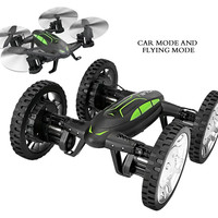 RC Drone DIY Flying Quadcopter Car Remote Control Car And Quadcopter Drone With High Hold Model