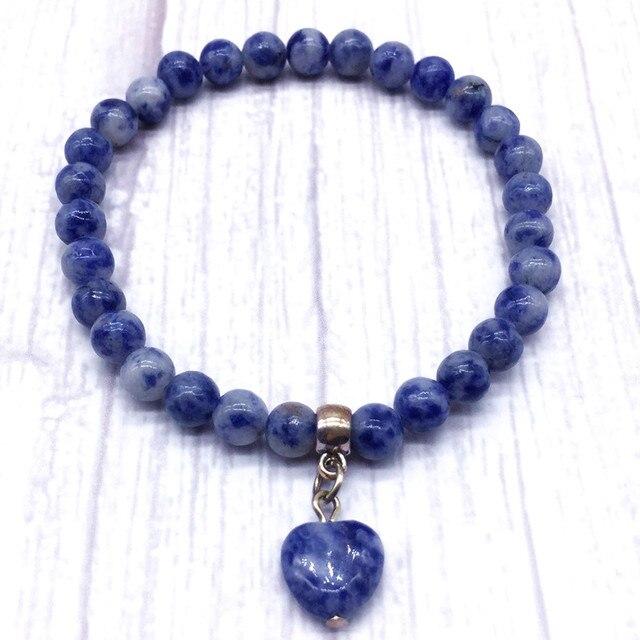 Bracelet Lapis Lazuli Sodalite