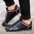 Chaussure homme Para Hombre marca de lujo Zapatos de Cuero Planos de Los Hombres Zapatos de Hombres de Negocios oxford zapatos de cuero de zapatos de la boda zapatos hombre