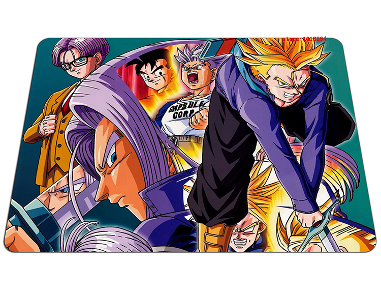 Dragon Ball mouse pad Birthday gift mousepad laptop Dragon Ball Z mouse pad gear notbook ...