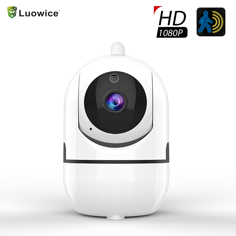 2MP Surveillance CCTV Camera Indoor  wireless security  for home Two way audio  TCP/IP/ONVIF motion sensor mini wifi camera-in Surveillance Cameras from Security & Protection