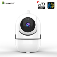 2MP Surveillance CCTV Camera Indoor wireless security for home Two way audio TCP/IP/ONVIF motion sensor mini wifi camera