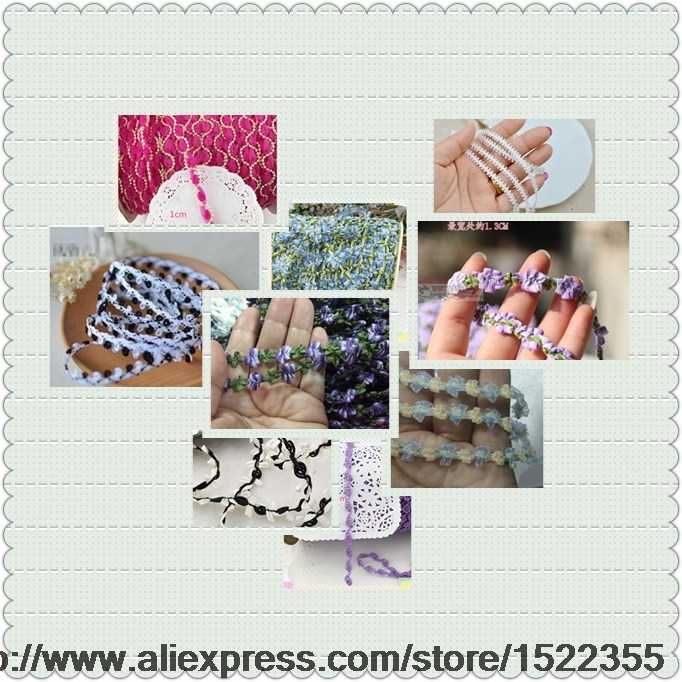 1 / meter lace accessories woven ribbon