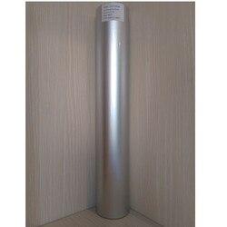 (0,5 x25M) silber Farbe 15 Quadratmeter von Hoher Qualität Wärme Transfer Vinyl Für Kleidung PU Vinyl Film für T shirts Eisen auf Vinyl