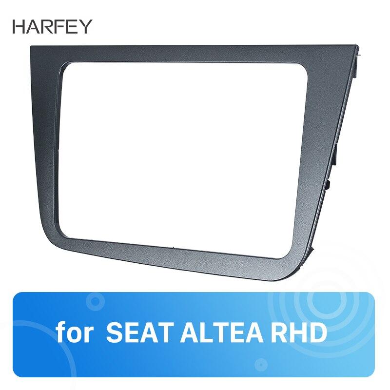 Harfey font b Car b font font b Radio b font Plate Fascia For 2004 SEAT