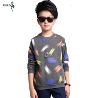 Cardigan For Boy Brand Design Color Printing Cotton Knitwear Autumn Baby Clothes Children S Clothes Kids
