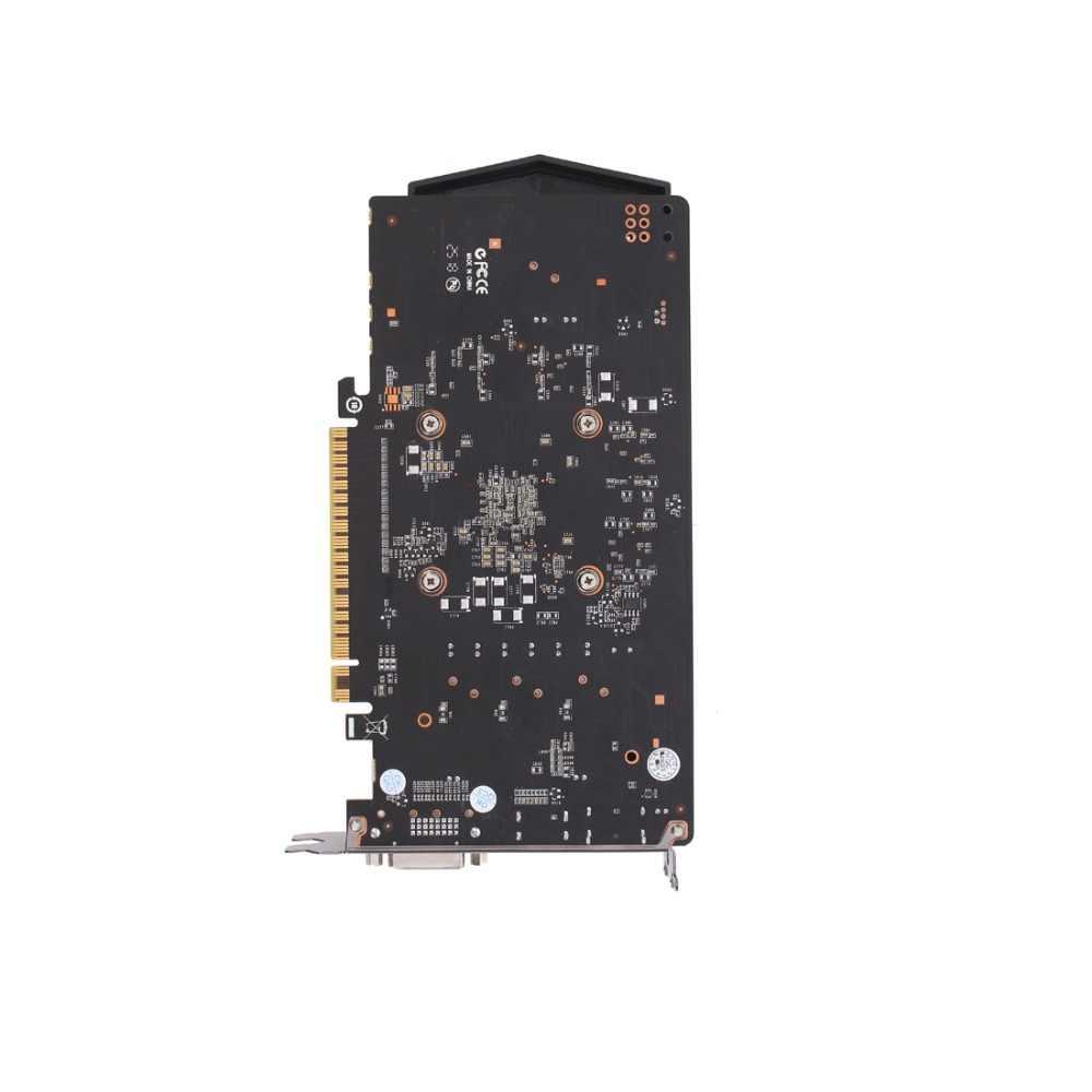 بطاقة جرافيكس من VEINEDA GTX1050 2G DDR5 بطاقات فيديو للتعدين للألعاب لـ nVIDIA Geforce GTX Hdmi Dvi