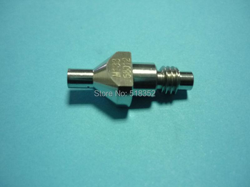 X052C234G61/2/3/4/6 ID 0.105/ 0.155/ 0.205/ 0.255/ 0.31 M133 Mitsubishi Diamond Wire Guide for WEDM-LS Wire Cutting Machine PartX052C234G61/2/3/4/6 ID 0.105/ 0.155/ 0.205/ 0.255/ 0.31 M133 Mitsubishi Diamond Wire Guide for WEDM-LS Wire Cutting Machine Part