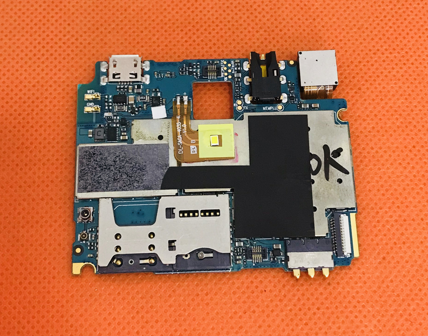 Original mainboard 1G RAM 16G ROM Motherboard for Cubot S222 MTK6582 Quad Core 5 5 Inch