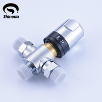 Newly Thermostatic Bathroom And Kitchen Faucet Accessory Control Thermostatic Mixer Valve
