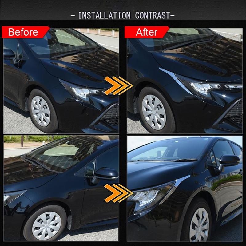 2019 Toyota Corolla Hatchback: For Toyota Corolla Hatchback 2019 Front Head Light Lamp