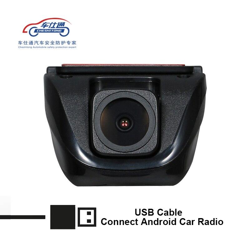 Автомобильный видеорегистратор для Android, камера ночного видения Starlight HD с usb-портом HD1080P, простая установка