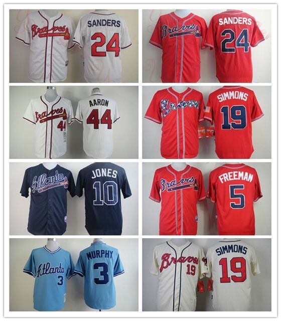 lowest price 31c3a 0eb7f Aliexpress Jersey Braves Braves Aliexpress Jersey Aliexpress ...