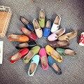 Slip-on loafers mulheres Sapatos Casuais Mulheres Sapatos Da Moda Ao Ar Livre Cesta Femme Feminino Tenis slipony 2017 mais novo ALY331-2