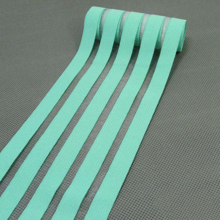 2 метра 9 см модные эластичные ленты кружева ленты пояс ремни резинка DIY девушка платье брюки юбка аксессуары для одежды - Цвет: green