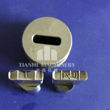 U94 bar stamp mould / die set/punch for the single punch tablet press machine free shipping