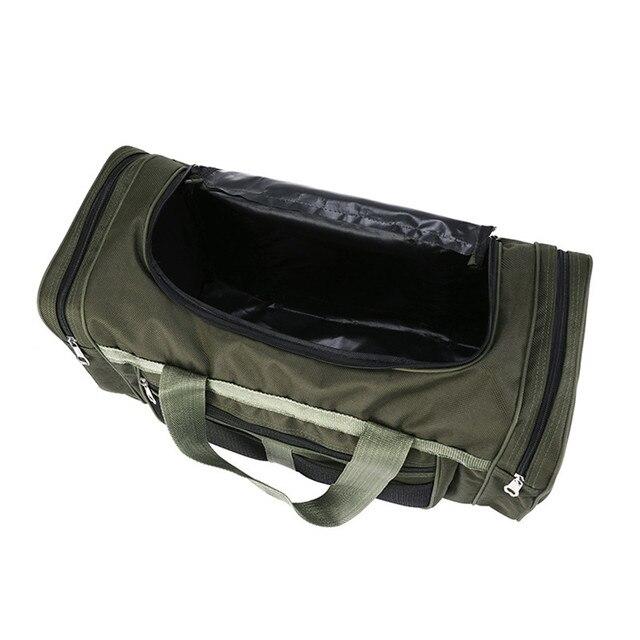 Nylon Luggage Gym Bags Outdoor Bag Large Traveling Tas For Women Men Travel Dufflel Sac De Sport Handbags Sack Bag 3