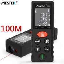 MESTEK 40/60/100m Laser Rangefinder Digital Trena Laser Distance Meter