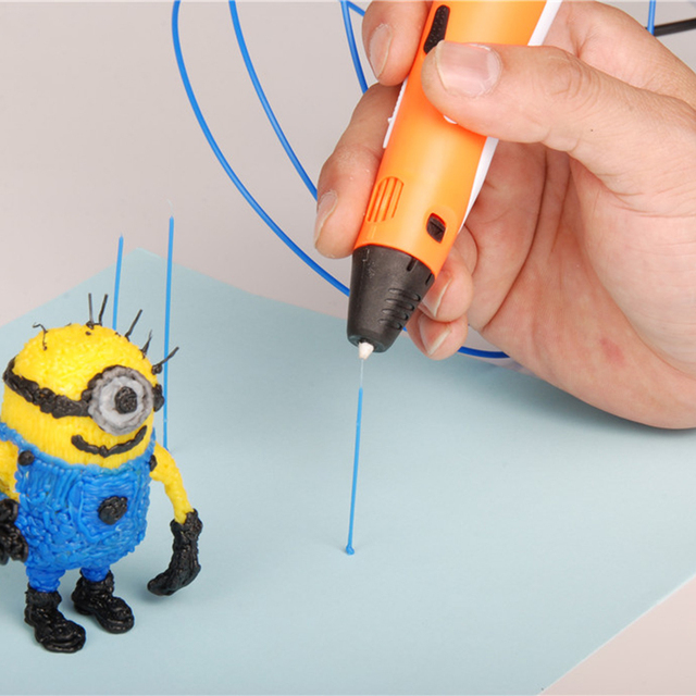 3D Printing Pen 3