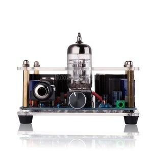 Image 3 - Mini Class A 12AU7 Vacuum Tube Multi Hybrid Headphone Amplifier Stereo Pre Amp Class A Amplifier With Audiophile Performance.