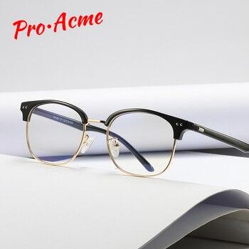 Pro Acme TR90 Frame Anti Blue Light Blocking Glasses Unisex Blue Light Glasses Protection Reading Gamer Computer Glasses PB1202