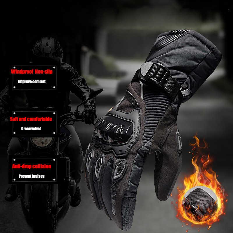 Luva de Couro de Corrida moto rcycle Foxcncar Luvas passeio de bicicleta de condução de bicicleta ciclismo moto Esportes luvas de corrida de moto Corrida de Fúria rbike