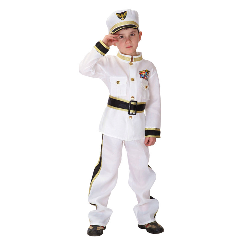 Air Force Outfit For Kids - Musée des impressionnismes Giverny a41785d8555c5