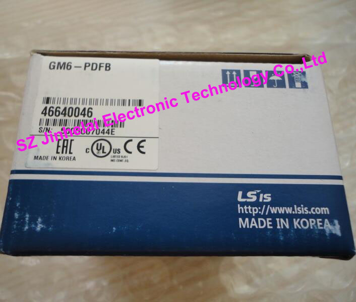 100% New and original  GM6-PDFB   LS(LG) Power supply module  Inputs DC12-24V,Outputs DC5V 3A, DC15V 0.2A(For AD/DA) купить