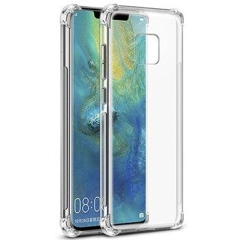 For Huawei Honor 8 9 10 Lite P9 P10 Plus P20 P30 Mate 20 Pro Lite Case Clear TPU For Huawei Honor 10 Nova 3 3i Back Cover 1