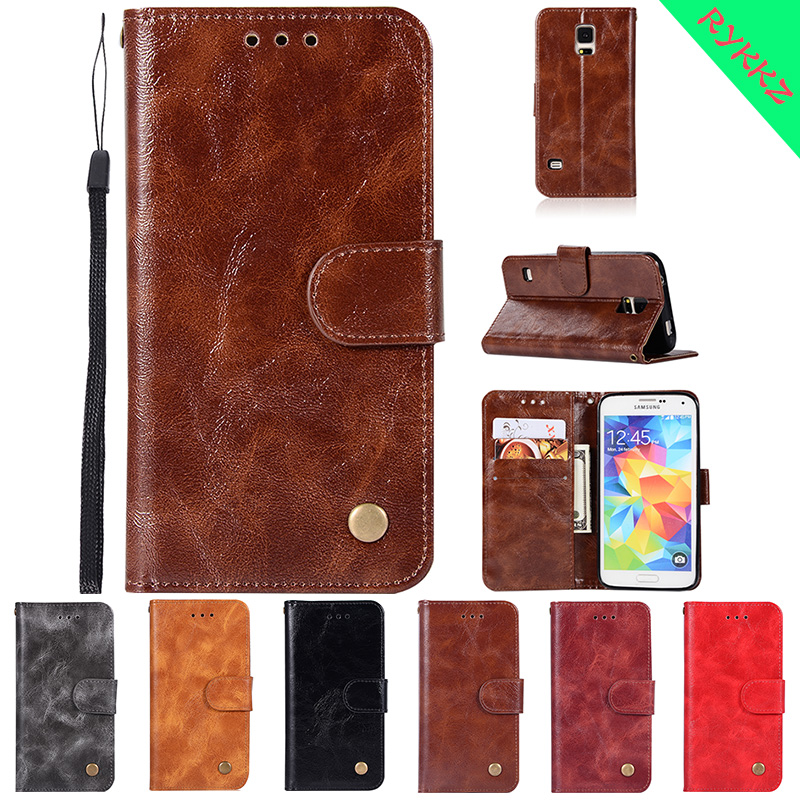 For Samsung Galaxy S5 SM-G900 neo TPU case for samsung S 5 SM g900f G900H mobile leather case for samsung S5 G900FD phone bag