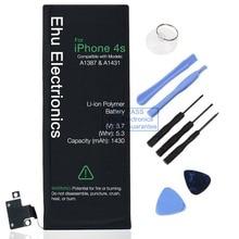 Gsm/cdma литий-ионный бесплатные внутренняя аккумулятор мач замена инструменты iphone + в