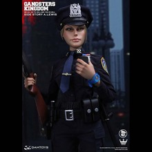 12″ Collection Doll DAMTOYS 1/6 Gangsters Kingdom – Side Story: Officer A.Lewis GKS003 1/6 Action Figure Toys