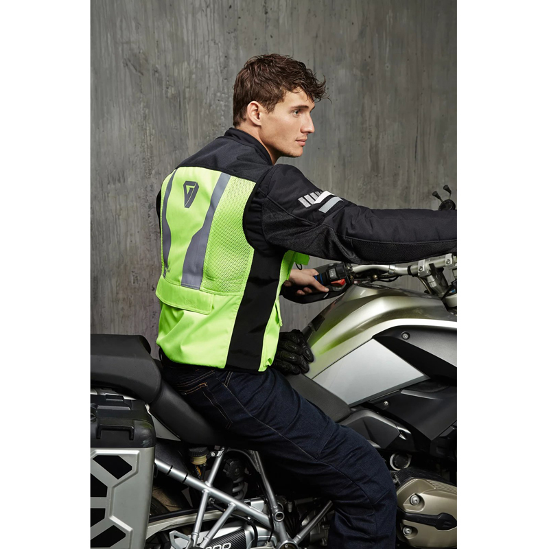 2016 NERVE Riding Tribe Reflective Safety Clothing Motorcycle Racing protective Vest Visbility Moto Security Motorbike