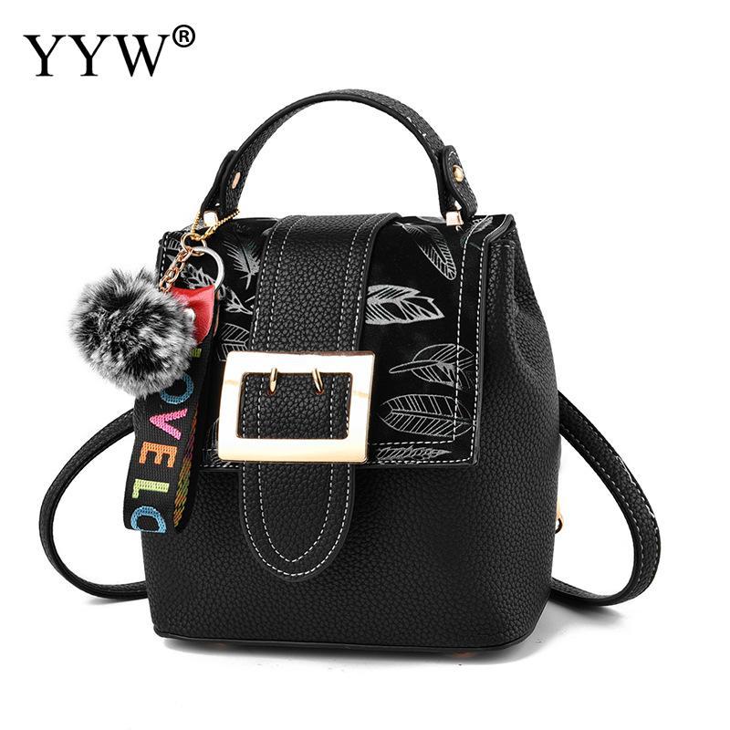 Small Backpack Multi-Function Mochilas Designer Fashion Women Female Soft Mini Mujer