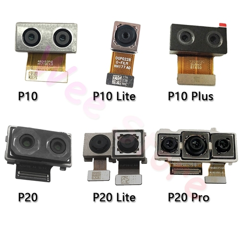 Big Main Back Rear Camera Flex Cable For Huawei Ascend P6 P7 P8 P9 P10 P20 Pro Lite Plus Original Phone Repair Parts Islamabad