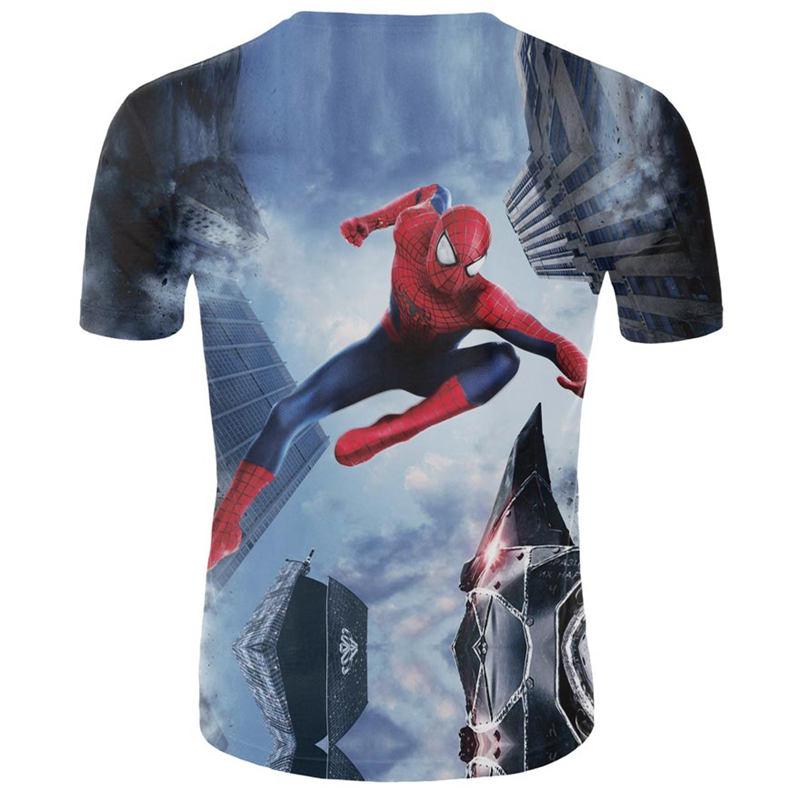 SPIDER-MAN Shuttered Logo MARVEL Sleeveless TEE T-Shirt MEN/'S Size  XL NEW W//TAG