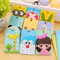 Kawaii Cartoon Animals Totoro 3D Credit ID Card Holder Bus Card Case Organizer with Keychain Nice Gift