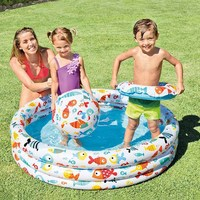 Inflatable Children's Swimming Pool Piscina Outdoor Baby Bathtub Kids Above Ground Pool Accessories Large Plastic Garden Pools