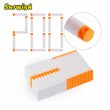 200pcs Soft Bullet Whirlwind Flat Head Foam Bullets for Nerf N strike Elite Series